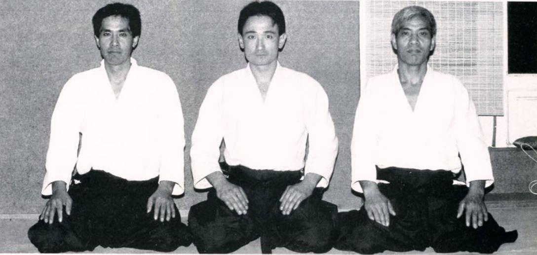 Yokota Yoshiaki - Fujimoto Yoji - Hosokawa Hideki