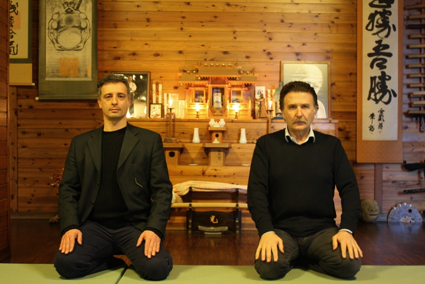 Simone Chierchini e Paolo Corallini