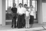1977 - Stage Estivo Coverciano Con D. Chierchini, J. Nomoto e I. Zintu Sensei