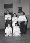 1978 - Dojo Centrale Roma - Foto di Famiglia con H. Hosokawa Sensei