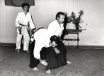 1983 - Dojo Centrale di Roma - Con D. Chierchini Sensei