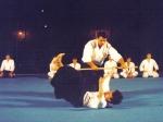1985 - Tevere Expo' Roma - Uke per Ivano Zintu Sensei