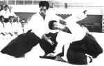 1986 - Coverciano - Uke per Yoji Fujimoto Sensei