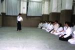1991 - Aikikai Milano - Parte del Corpo Insegnante Dojo Fujimoto