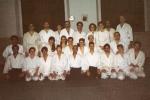 1993 - Aikido Dojo Katharsis Milano - Gruppo con Hideki Hosokawa Sensei