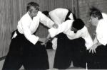 1998 - Zurigo (CH) - Uke per Doshu Moriteru Ueshiba