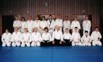 1998 - Enniskillen (IRL) - Gruppo con Giorgio Veneri Sensei