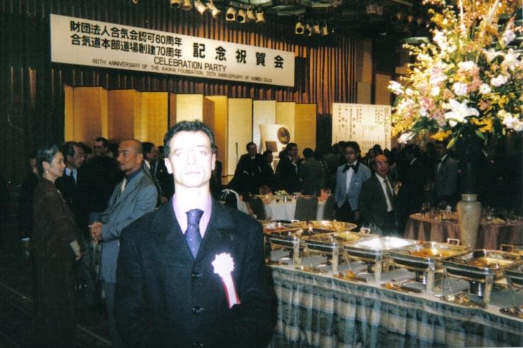 2001: 70° Anniversario Hombu Dojo