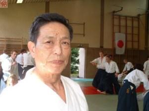 Asai Katsuaki Sensei