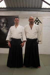 Chierchini & Mattei Sensei in Irlanda
