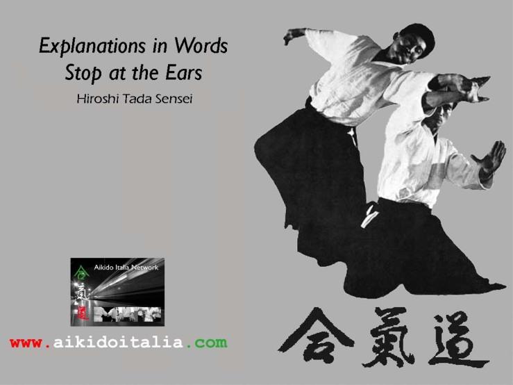 Aiki-Wallpaper 4: Hiroshi Tada Sensei