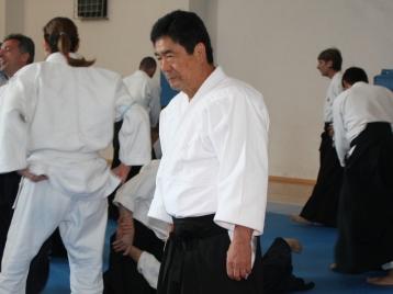 Motokage Kawamukai Sensei