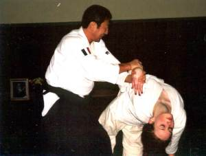 Jun Nomoto Sensei in Irlanda (2002)