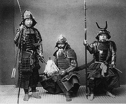 I samurai di Felice Beato