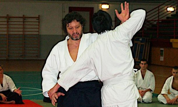 Daniele Granone Sensei, Responsabile Nazionale Aikido ADO UISP