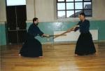 2000 - Sligo (IRL), Katori Shinto Ryu con Fabio Bardanzellu