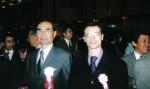 2001 - Tokyo (JAP) - 70ennale Aikikai Hombu Dojo - con Hiroshi Tada