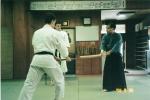 2001  - Kawasaki City (JAP) - Katori Shinto Ryu con Yakuhiro Sugino