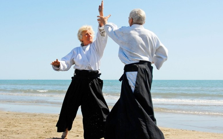 Aikido-for-Elderly
