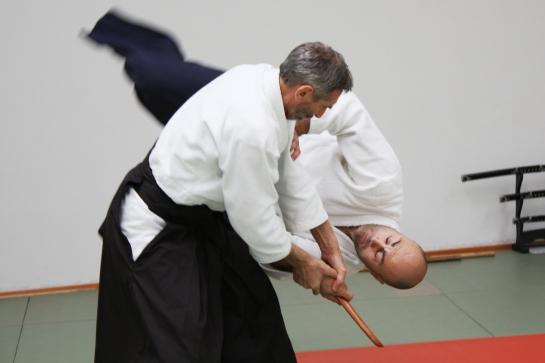 Ubaldo Chiossi Sensei a Vasto (2011)