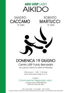 Seminario Regionale ADO UISP Lazio