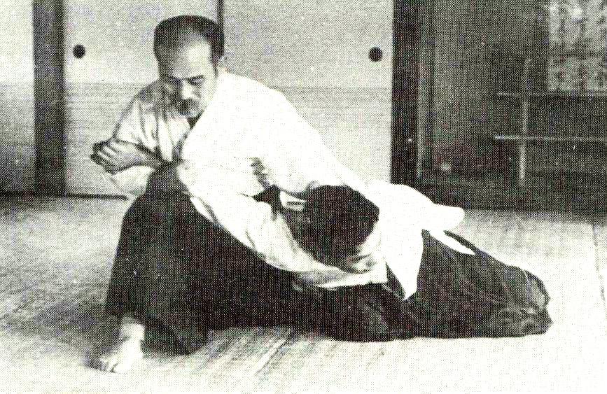 Ueshiba Morihei 14