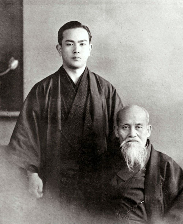 Ueshiba Morihei - Tohei Koichi