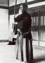 Morihei Ueshiba Misogi no kata
