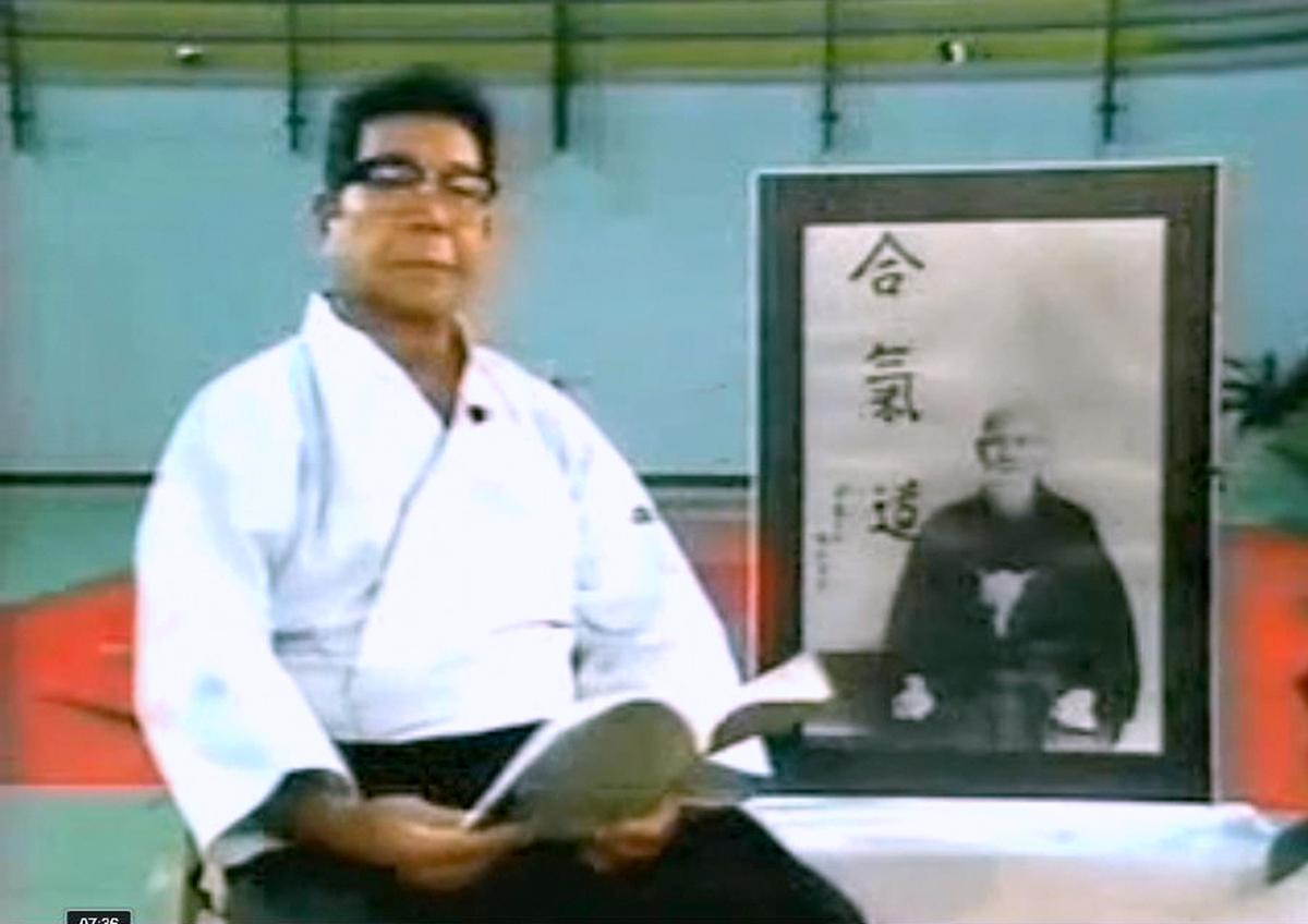 Saito Morihiro Budo
