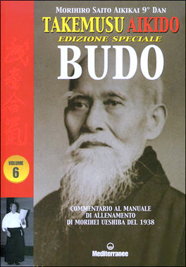 Takemusu Aikido vol-6 Edizione Speciale