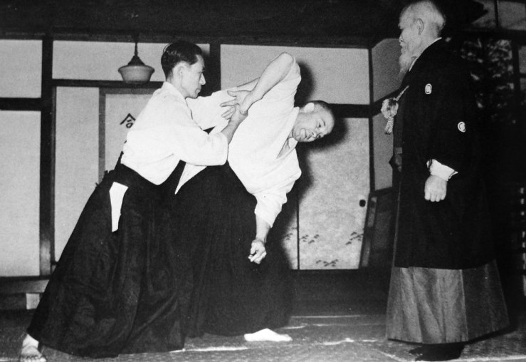 Ueshiba Kisshomaru - Nocquet Andre