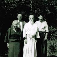 Hirosawa Sensei e l'Aikido di Iwama