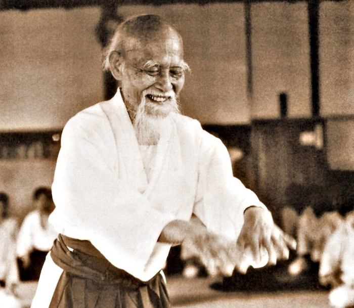 Ueshiba Morihei 30