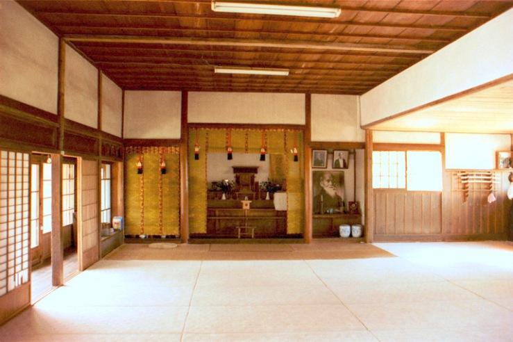 Ibaraki Shibu Dojo Iwama