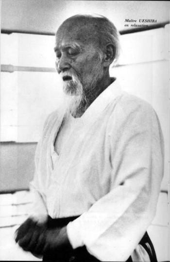 Ueshiba Morihei 05