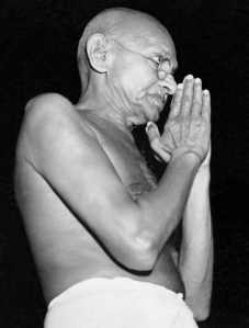 Il Mahathma Gandh