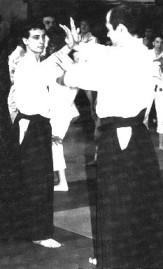1984 - Napoli - with Masatomi Ikeda