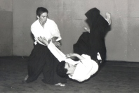 1984 - Dojo Centrale Roma - with Domenico Zucco