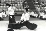 1986 - Palalido Milano - with Toshikatsu Ichimura
