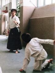 1988 - Milano - Aikido Dojo Fujimoto Kids class