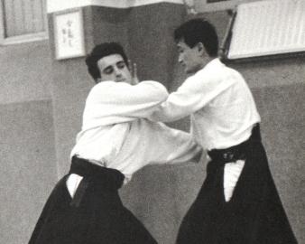 1989 - Milano - with Yoshiaki Yokota