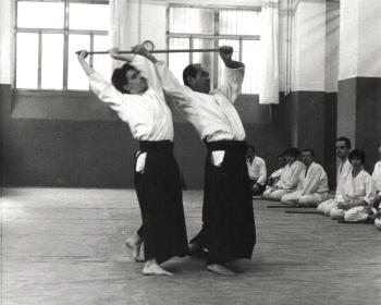 1990 - Milano - with Masatomi Ikeda