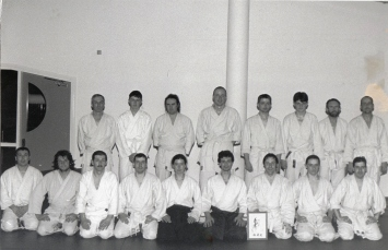 1996 - Sligo, Ireland - First Aikido Organisation of Ireland Seminar