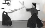 1997 - Sligo, Ireland - 1997 Aikido Organisation of Ireland Winter Course with Erik Louw
