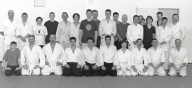 1998 - Sligo, Ireland - 1998 Aikido Organisation of Ireland Winter Course with Erik Louw