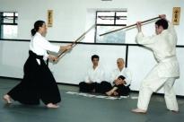 1999 - Sligo (Ireland) - Dan Grading session with Giorgio Veneri Sensei
