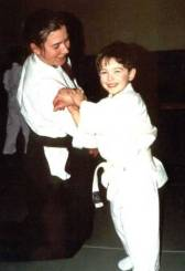 2002 - Sligo, Ireland - 4 years old son Luke