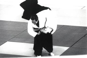 2002 - Sligo, Ireland - with Yoji Fujimoto Shihan