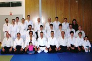 2006 - Dublin (Ireland) - 2006 Aikido Organisation of ireland Winter Course with Roberto Foglietta Sensei