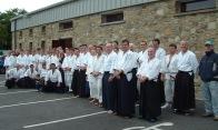 2006 - Donegal, Ireland - 2006 AHAN Irish Seminar with Gaku Homma Kancho